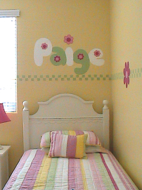 painting ideas for kids rooms. Decorative Painting in Kids